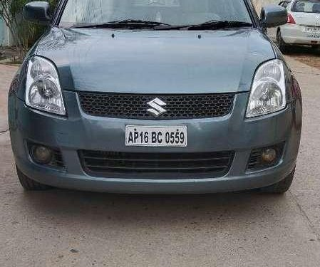Used Maruti Suzuki Swift VDI 2007 MT for sale in Ongole