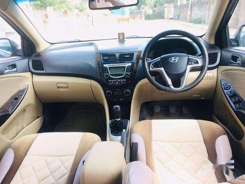 Used Hyundai Fluidic Verna 2014 MT for sale in Ahmedabad