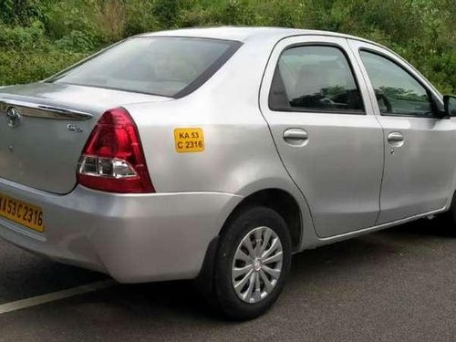 Used Toyota Etios GD, 2016 MT for sale in Nagar