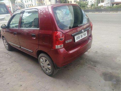 2012 Maruti Suzuki Alto K10 VXI MT for sale in Hyderabad