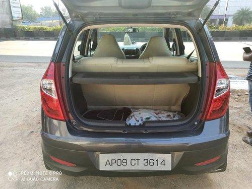 Hyundai i10 Magna 1.2 2013 MT for sale in Hyderabad
