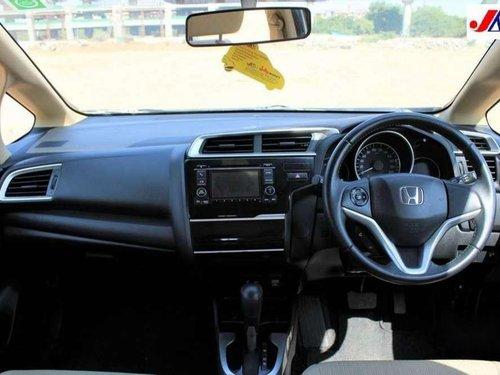 Used Honda Jazz V 2017 MT for sale in Ahmedabad