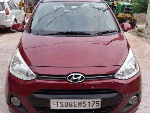 Used Hyundai Grand i10 Asta 2015 MT for sale in Karimnagar