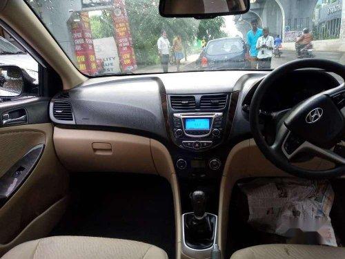 Used Hyundai Verna CRDi 2014 MT for sale in Chennai