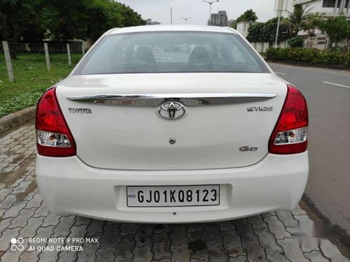 Used Toyota Etios GD, 2012, MT for sale in Ahmedabad