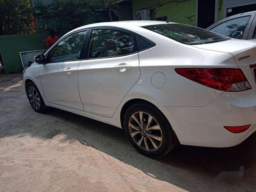 Used 2013 Hyundai Verna MT for sale in Chennai -3