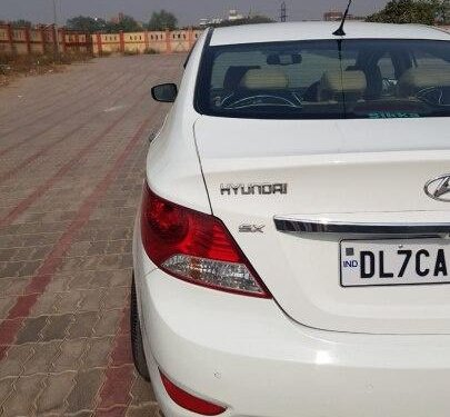 Hyundai Verna 1.6 SX VTVT (O) 2012 MT in New Delhi