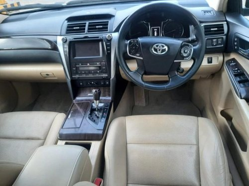 Used 2016 Toyota Camry AT for sale in Bangalore