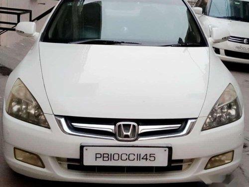 Used 2007 Honda Accord MT for sale in Ludhiana