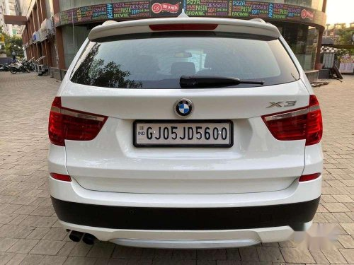 Used 2013 BMW X3 AT for sale in Surat
