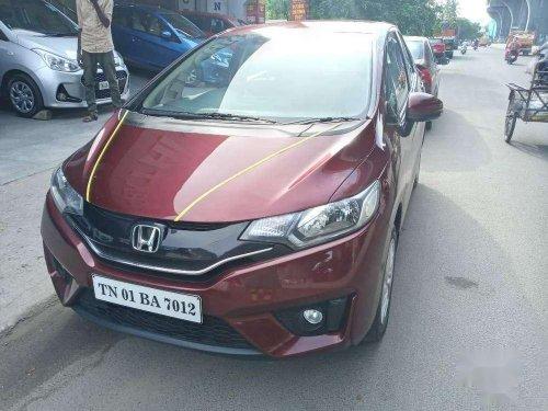 Used Honda Jazz V 2016 MT for sale in Chennai