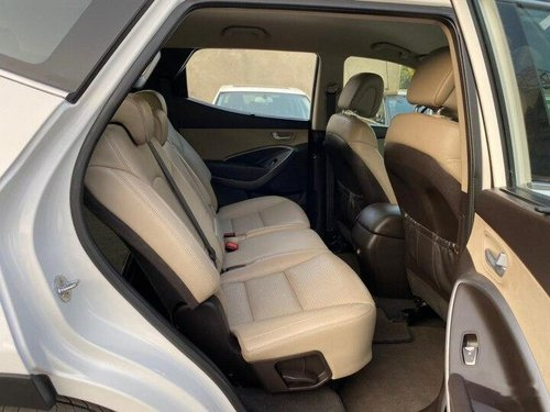 2015 Hyundai Santa Fe 4WD AT for sale in Ahmedabad