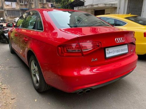 Used 2013 Audi A4 AT for sale in Mumbai