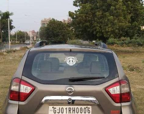 Used Nissan Terrano XL 2014 MT for sale in Ahmedabad