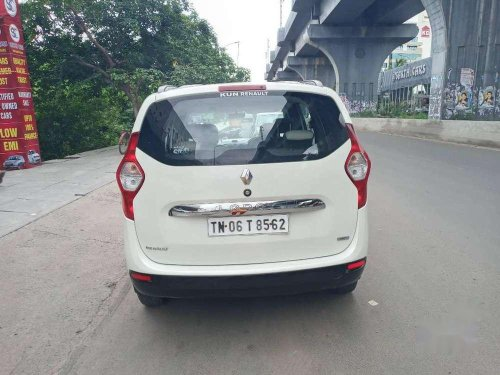 Used Renault Lodgy 2017 MT for sale in Chennai