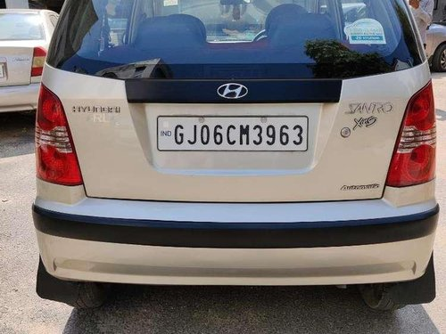 Used 2008 Hyundai Santro Xing MT for sale in Ahmedabad