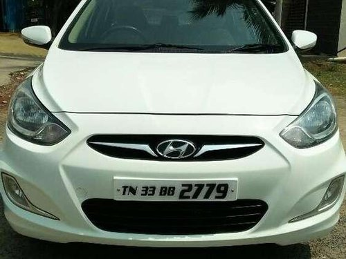 Used Hyundai Verna 2012 MT for sale in Salem -7