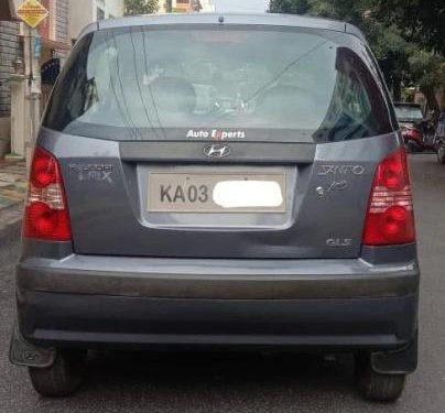 Hyundai Santro Xing GLS 2009 MT for sale in Bangalore-0