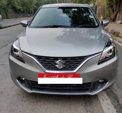 Used Maruti Suzuki Baleno Alpha 2018 AT for sale in Mumbai