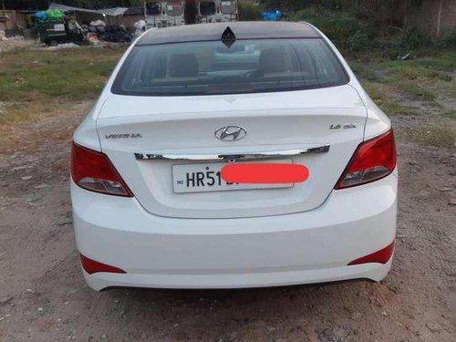 Used 2015 Hyundai Verna MT for sale in Gurgaon