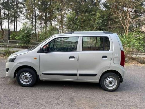 Used Maruti Suzuki Wagon R LXI CNG 2015 MT for sale in Kharghar