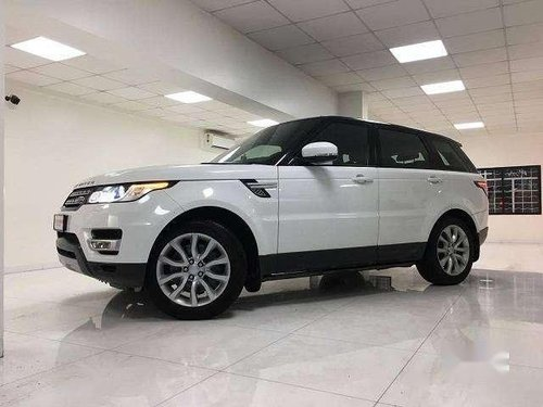 Used Land Rover Range Rover Sport TDV6 2016 AT in Pune