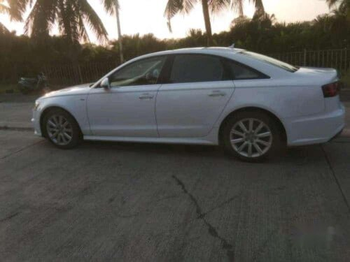 Audi A6 2.0 TFSI Premium Plus 2016 AT for sale in Mumbai