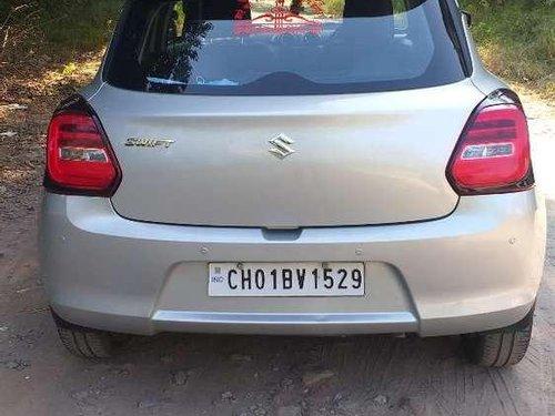 Used Maruti Suzuki Swift 2018 MT for sale in Chandigarh