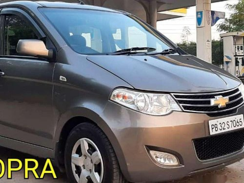 Chevrolet Enjoy 1.4 LTZ 8 STR, 2014 MT for sale in Chandigarh