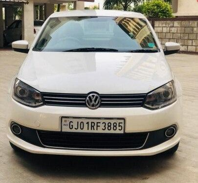 Used Volkswagen Vento 2014 MT for sale in Surat