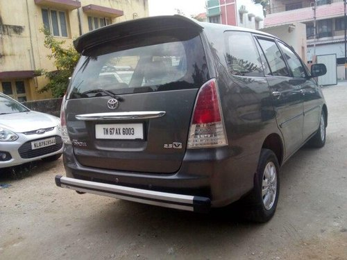 Used 2010 Toyota Innova MT for sale in Coimbatore