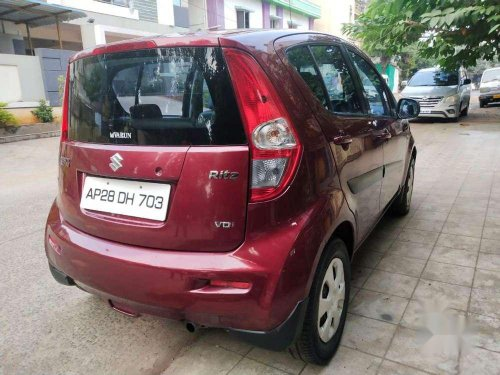 Used 2010 Maruti Suzuki Ritz MT for sale in Rajahmundry