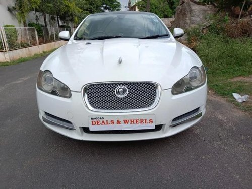 Used 2011 Jaguar XF Diesel AT for sale in Hyderabad