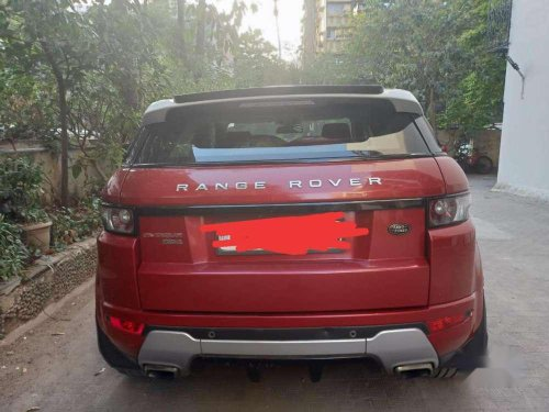 Used 2013 Land Rover Range Rover Evoque AT for sale in Mumbai