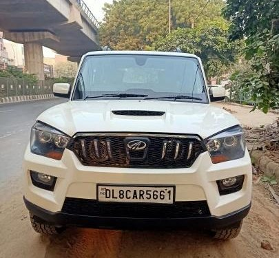 Used Mahindra Scorpio 2017 MT for sale in New Delhi-15