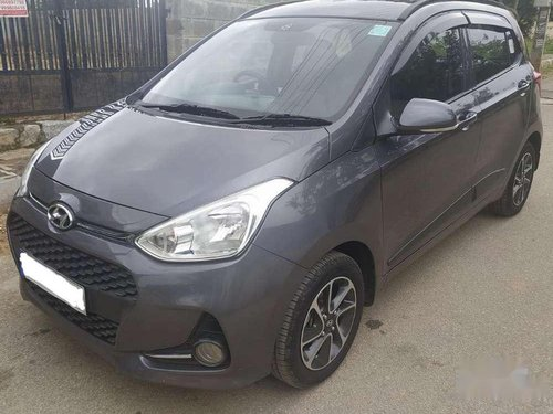 Used Hyundai Grand i10 Sportz 2018 MT for sale in Nagar