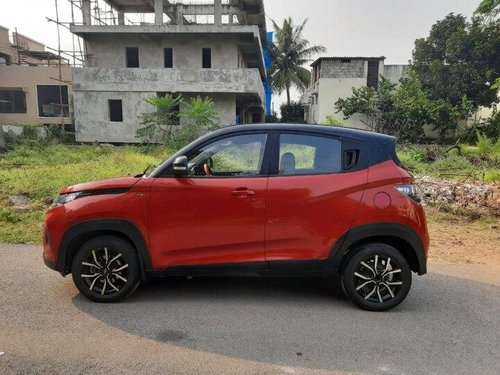 Mahindra KUV100 NXT D75 K8 2018 MT for sale in Hyderabad