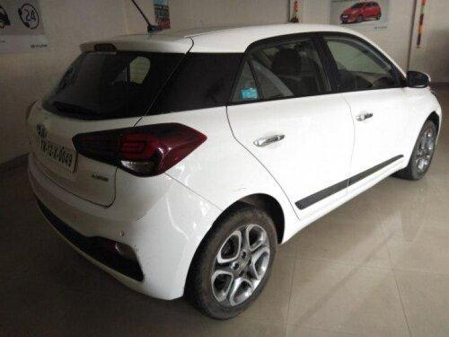 Hyundai i20 Asta Option 1.2 2018 MT for sale in Chennai