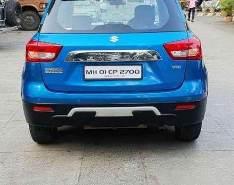 Used 2017 Maruti Suzuki Vitara Brezza MT for sale in Thane