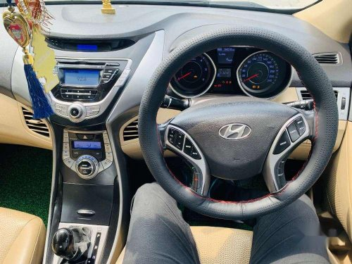 Hyundai Elantra 1.6 SX, 2013, AT for sale in Surat