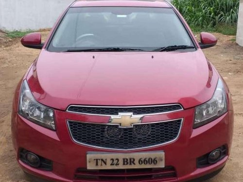 Used 2010 Chevrolet Cruze MT for sale in Erode