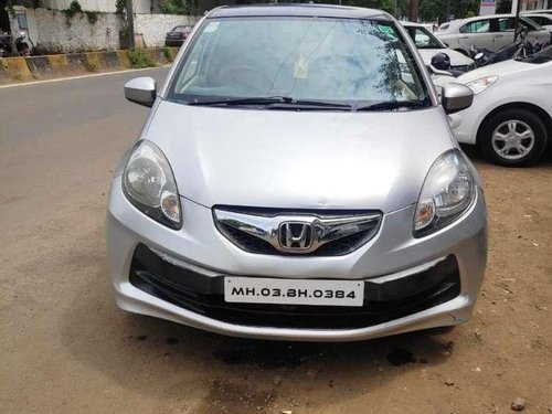 Used Honda Brio 2012 MT for sale in Nashik