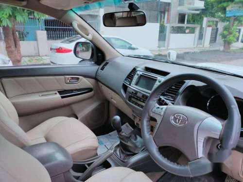 Toyota Fortuner 2.8 4X2, 2012, AT for sale in Ahmedabad