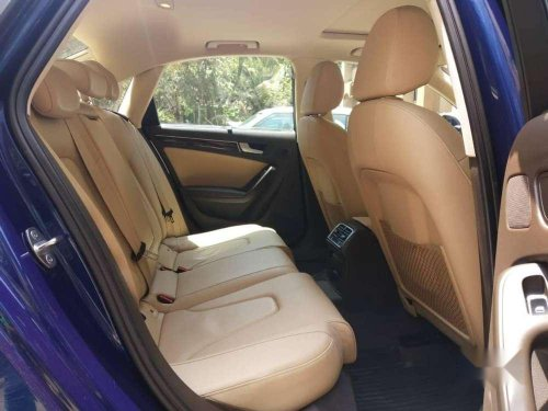 Used Audi A4 2.0 TDI Multitronic, 2014 AT for sale in Mumbai -8