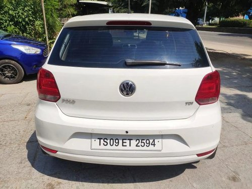 Used Volkswagen Polo 1.5 TDI Highline 2017 MT in Hyderabad