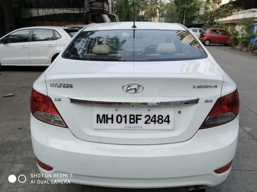 Hyundai Verna 1.6 SX 2012 MT for sale in Thane