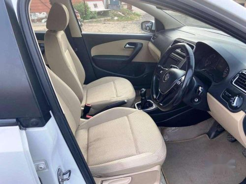 Used 2016 Volkswagen Polo MT for sale in Ahmedabad
