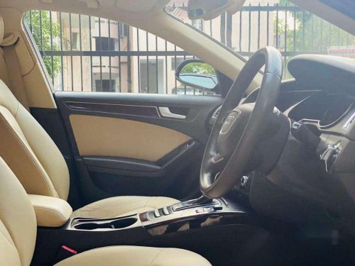 Used Audi A4 2.0 TDI 2014 AT for sale in Gurgaon