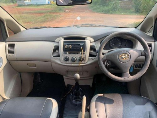 Used 2012 Toyota Innova MT for sale in Madgaon