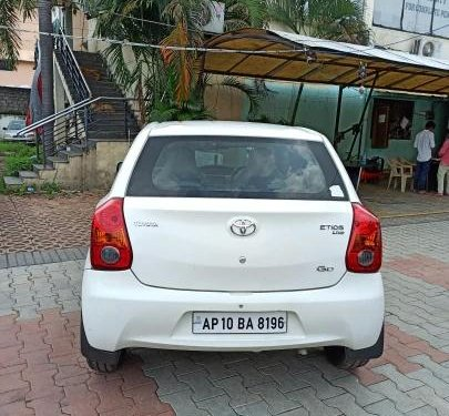 Used Toyota Etios Liva GD 2012 MT for sale in Hyderabad